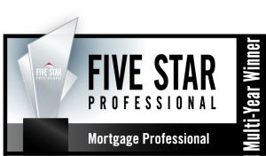 Mortgage Professional 5 Star Professional Multi-Year